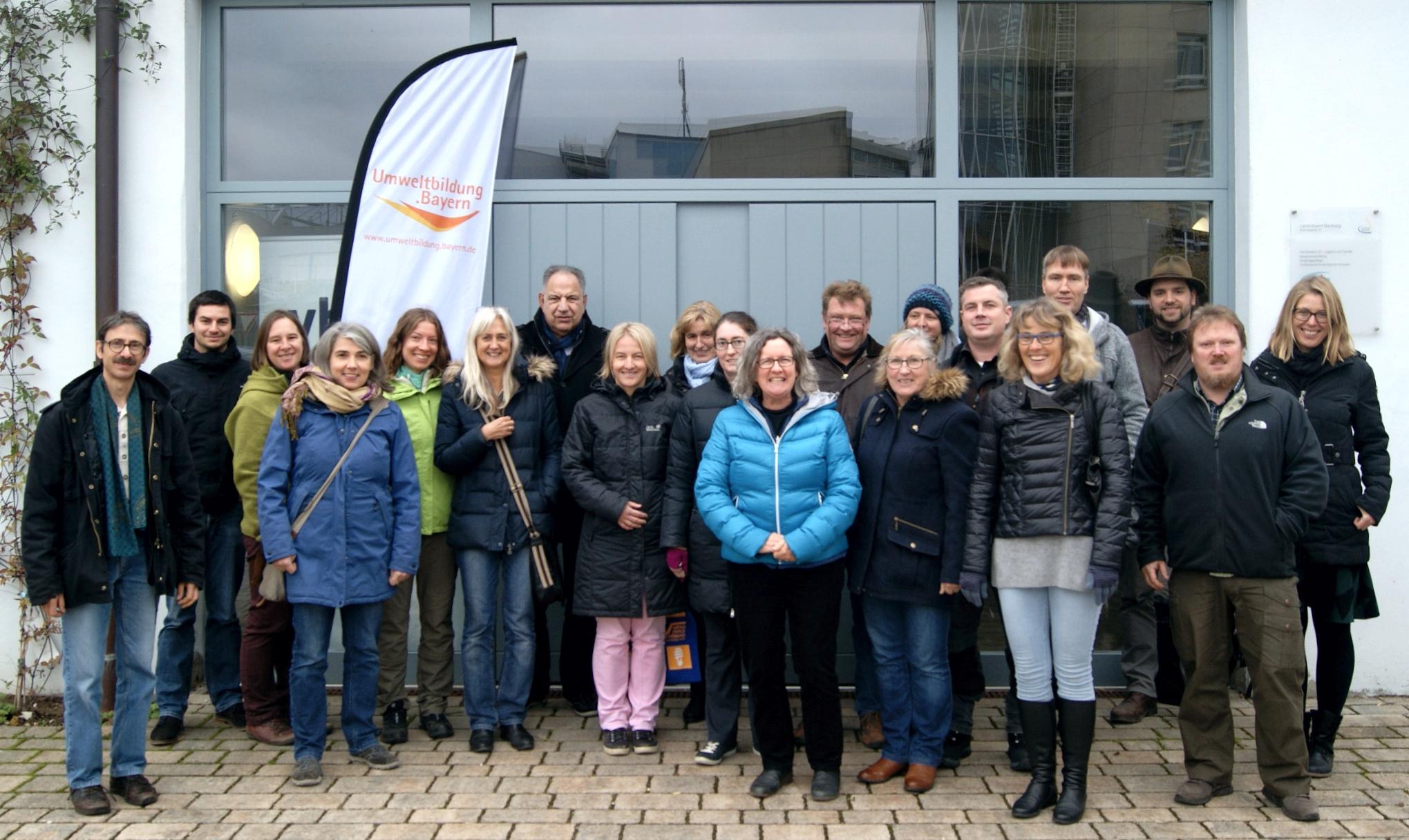 Runder Tisch Umweltbildung Oberfranken beim Herbsttreffen 2017 in Bamberg
